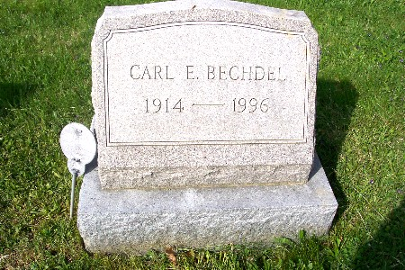 Carl E Bechdel