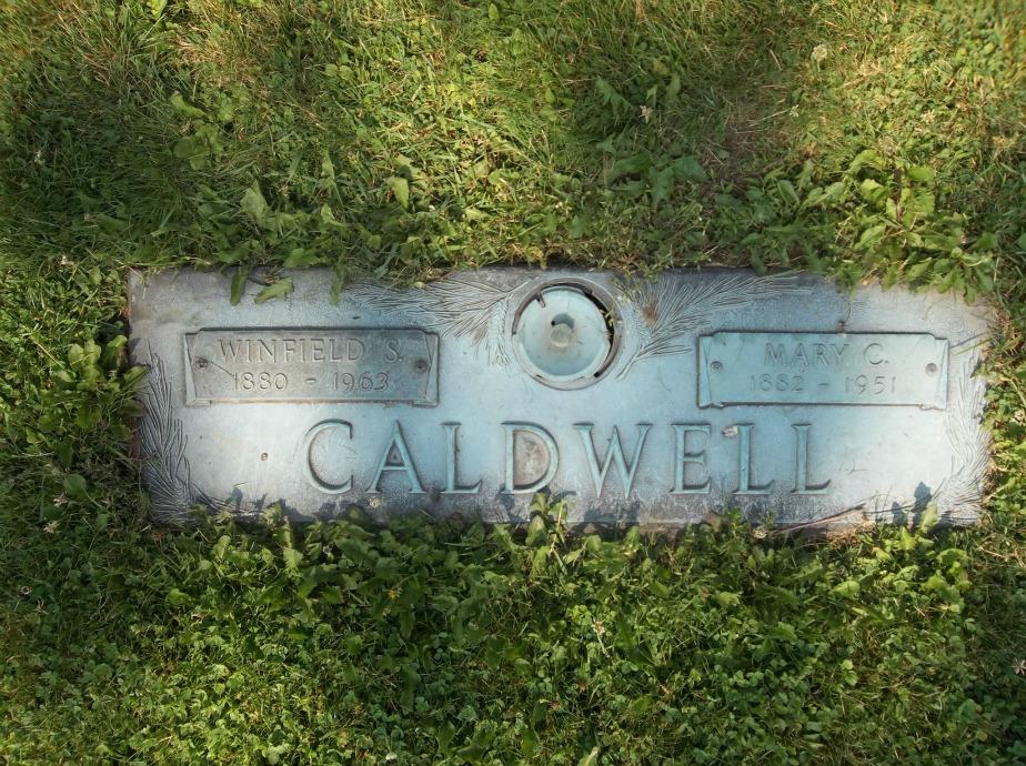 Winfield Scott Caldwell, Sr