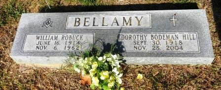William R Bellamy