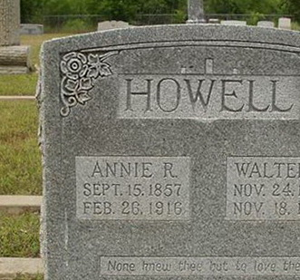 Annie Rose <i>Finnigan</i> Howell