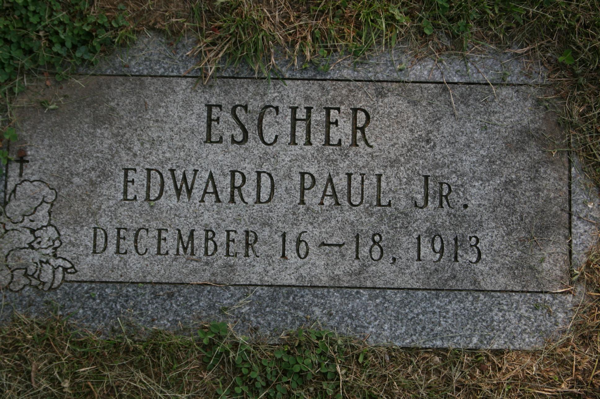 Edward Paul Escher, Jr
