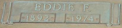 Eddie Franklin Dermid