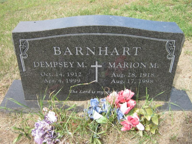 Marian May <i>Libby</i> Barnhart