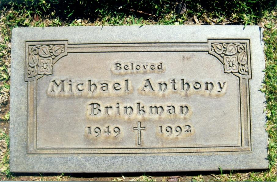 Michael Anthony Brinkman