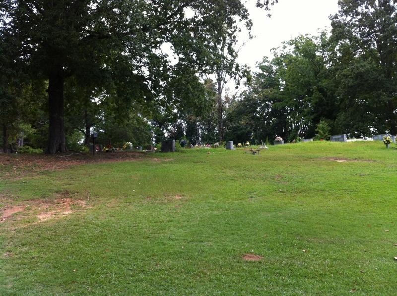 Frost Chapel Baptist Church Cemetery