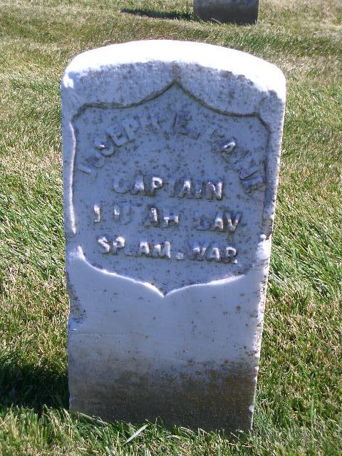 Joseph Edgar Caine