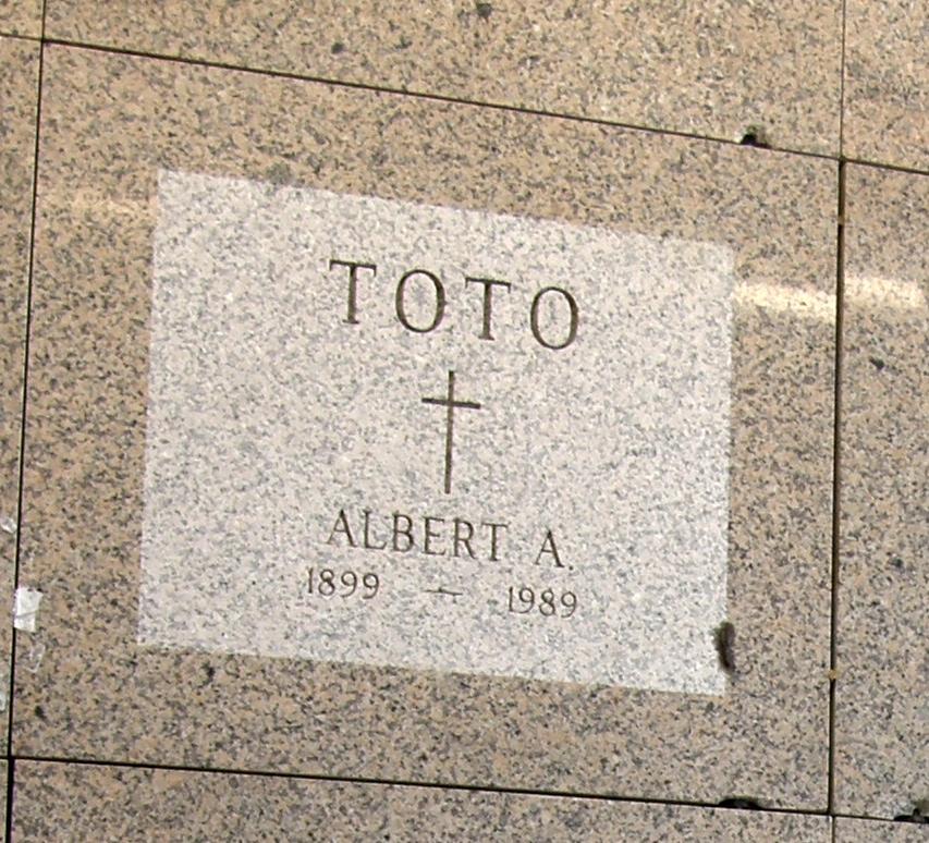 Albert A. Toto