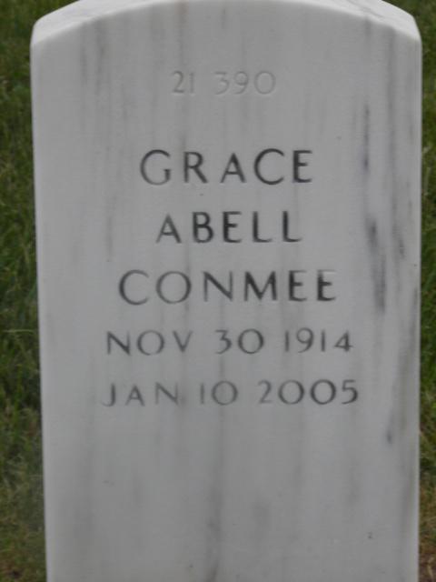 Grace <i>Abel</i> Conmee