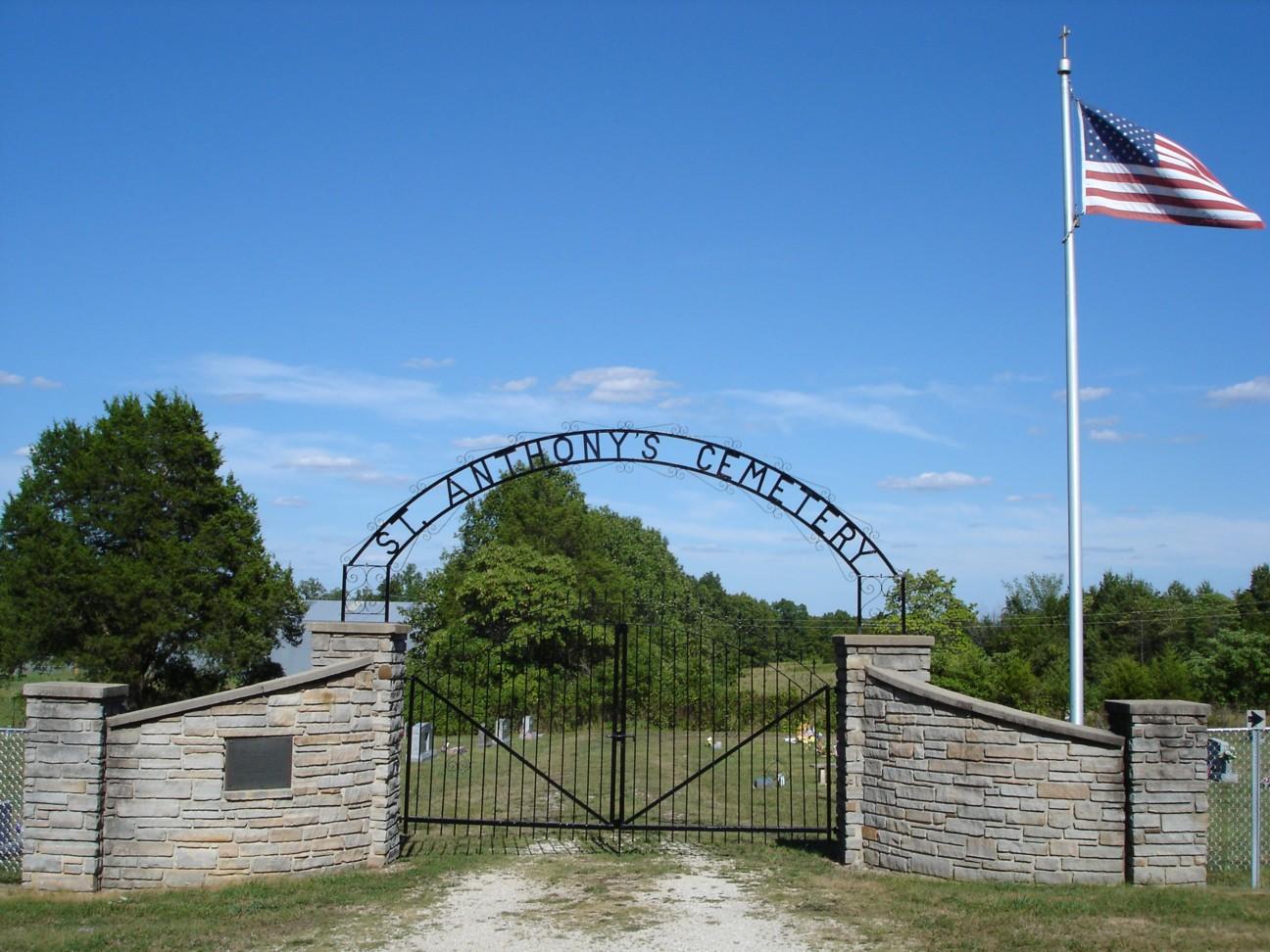 Saint Anthony's Cemetery