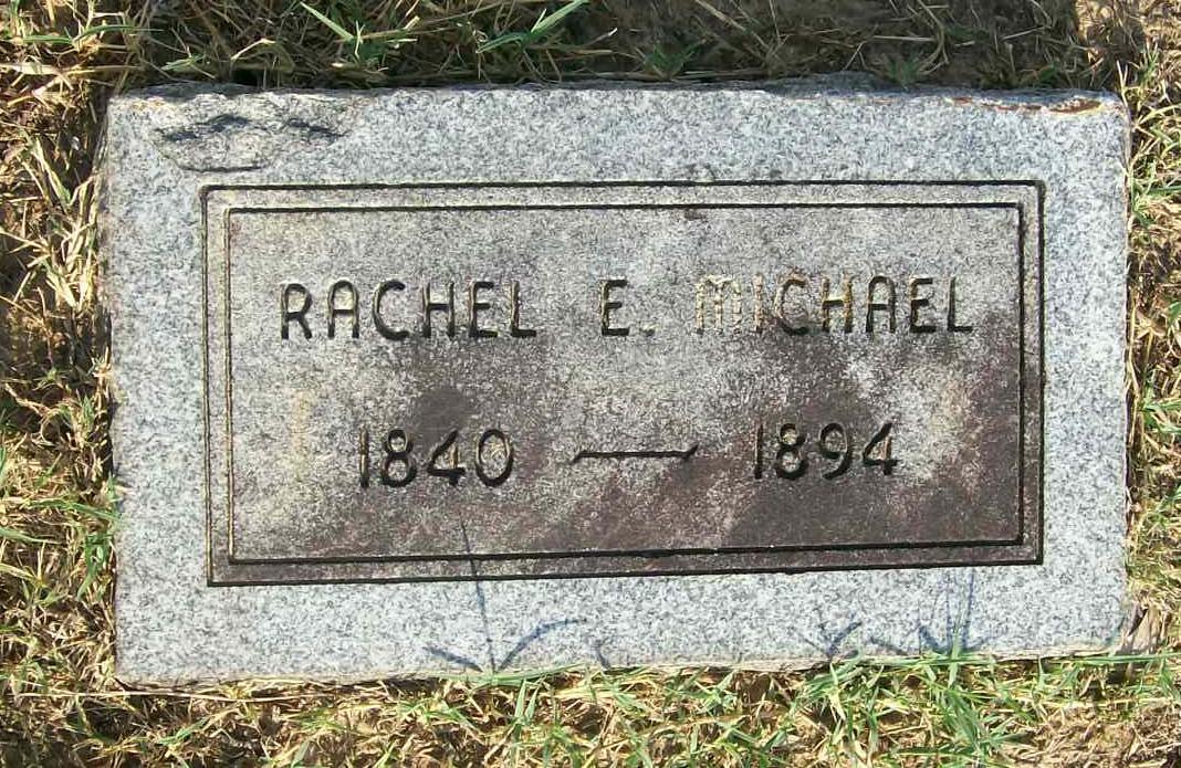 Rachel Emmeline Emma <i>Pyron</i> Michael