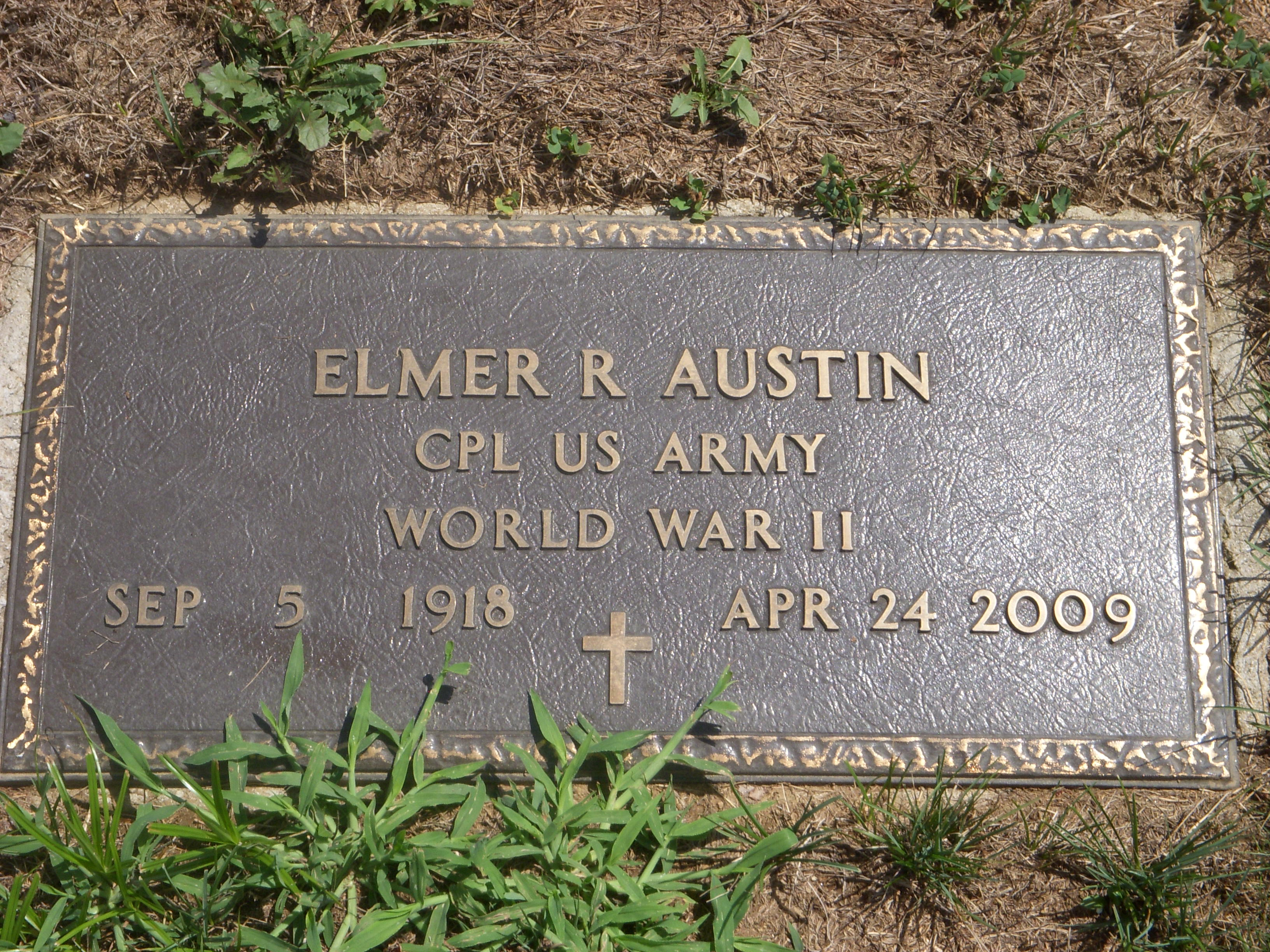 Elmer R. Austin
