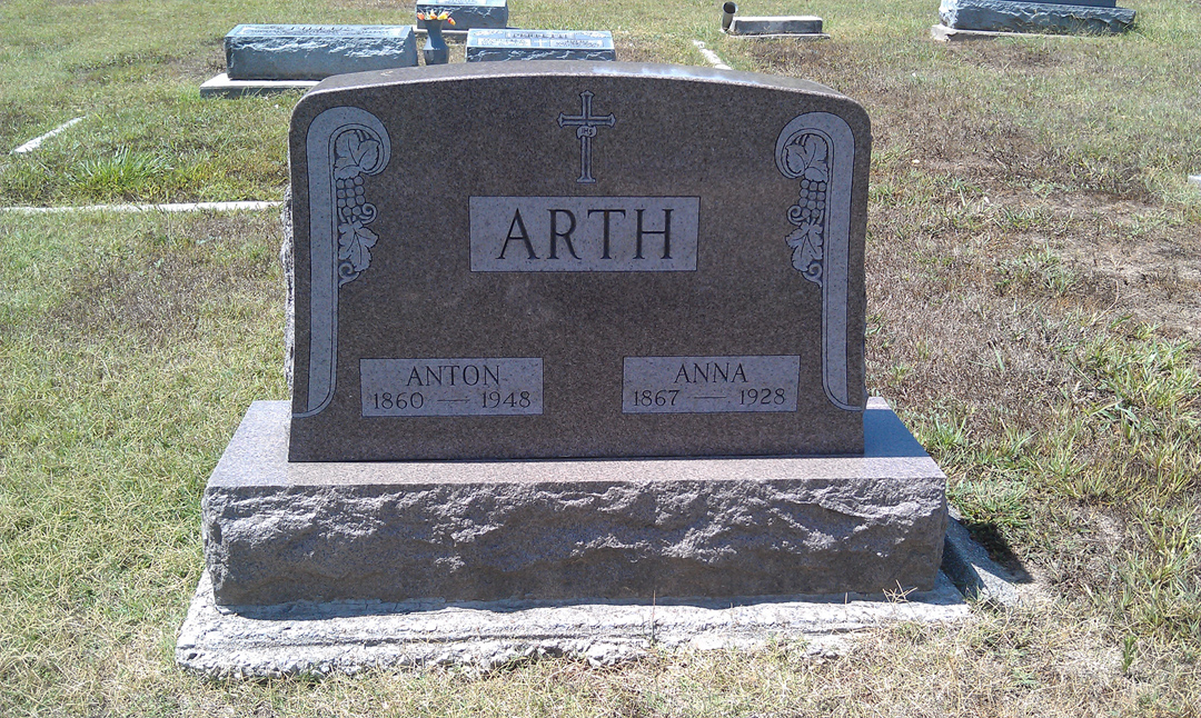 Anna <i>Strauss</i> Arth
