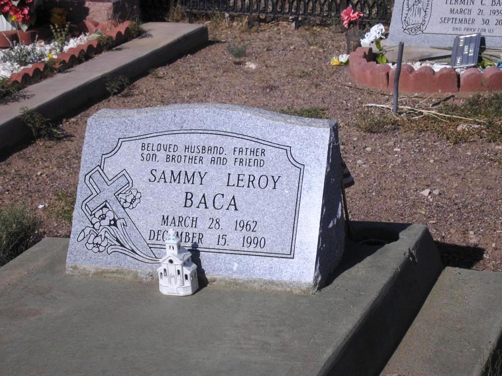 Sammy Leroy Baca