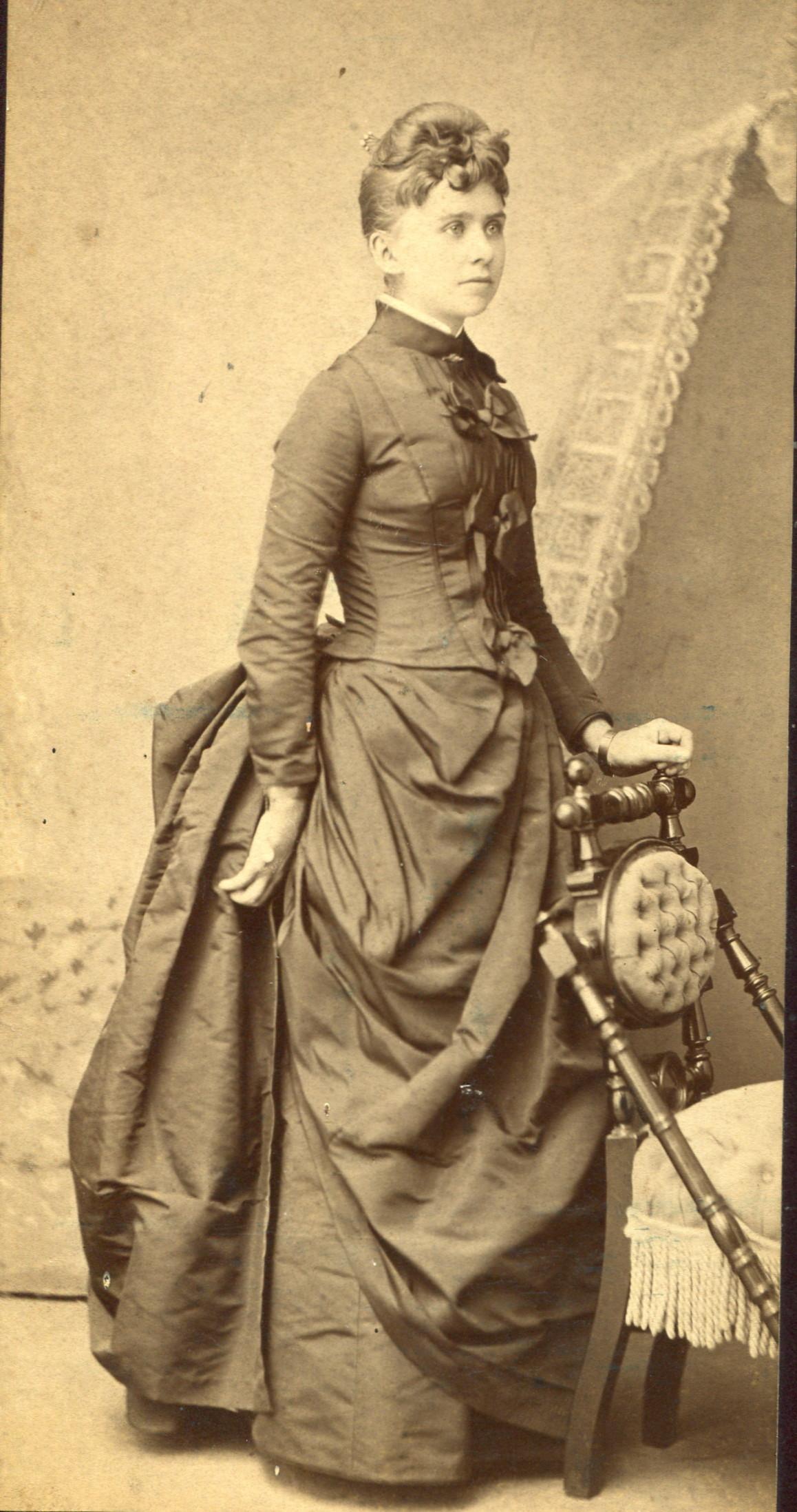Harriet J Hattie <i>Ellsworth</i> Kirkpatrick