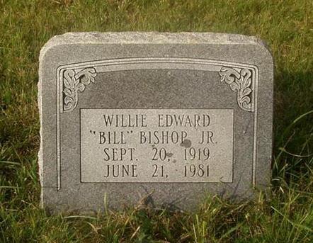 Willie Edward Bishop