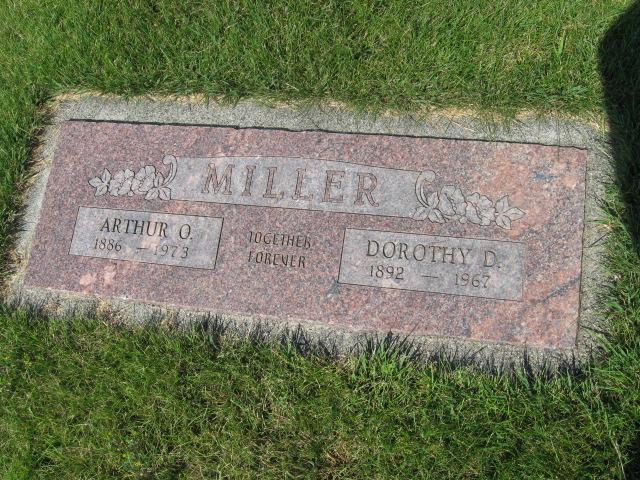 Arthur Olof Miller