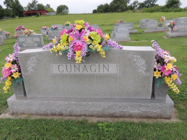 Ruth <i>Wyckoff</i> Cunagin