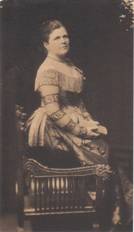 Ann Ives <i>Carrington</i> Ames