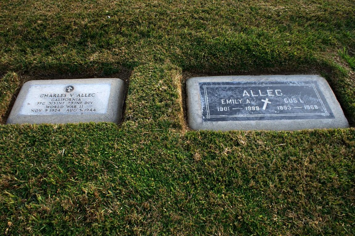 Augustus Leon Gus Allec