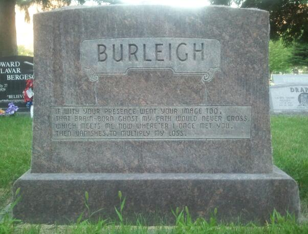 Horace Lyman Dick Burleigh
