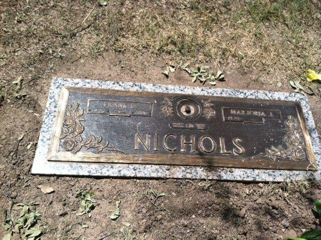 Frank Darwin Nichols
