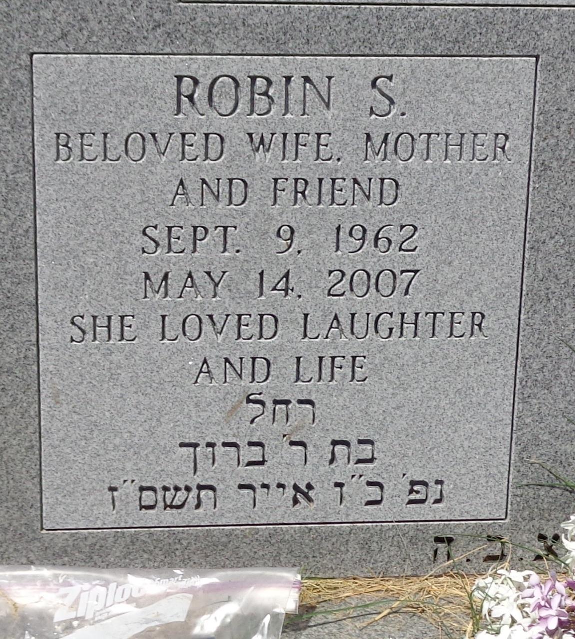 Robin <i>Starr</i> Berman