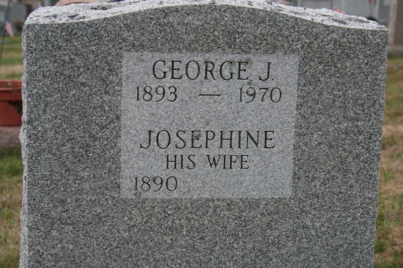 Josephine <i>Demers</i> Boufford