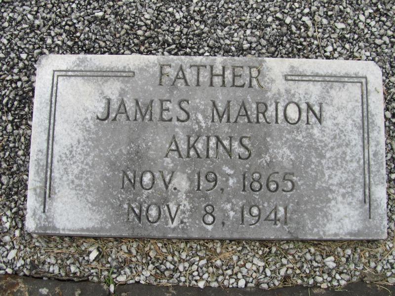 James Marion Akins