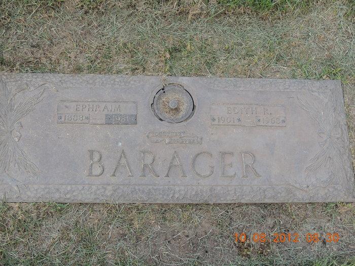 Ephraim Barager