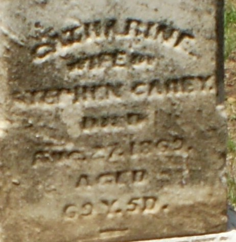 Catherine <i>Smith</i> Carey