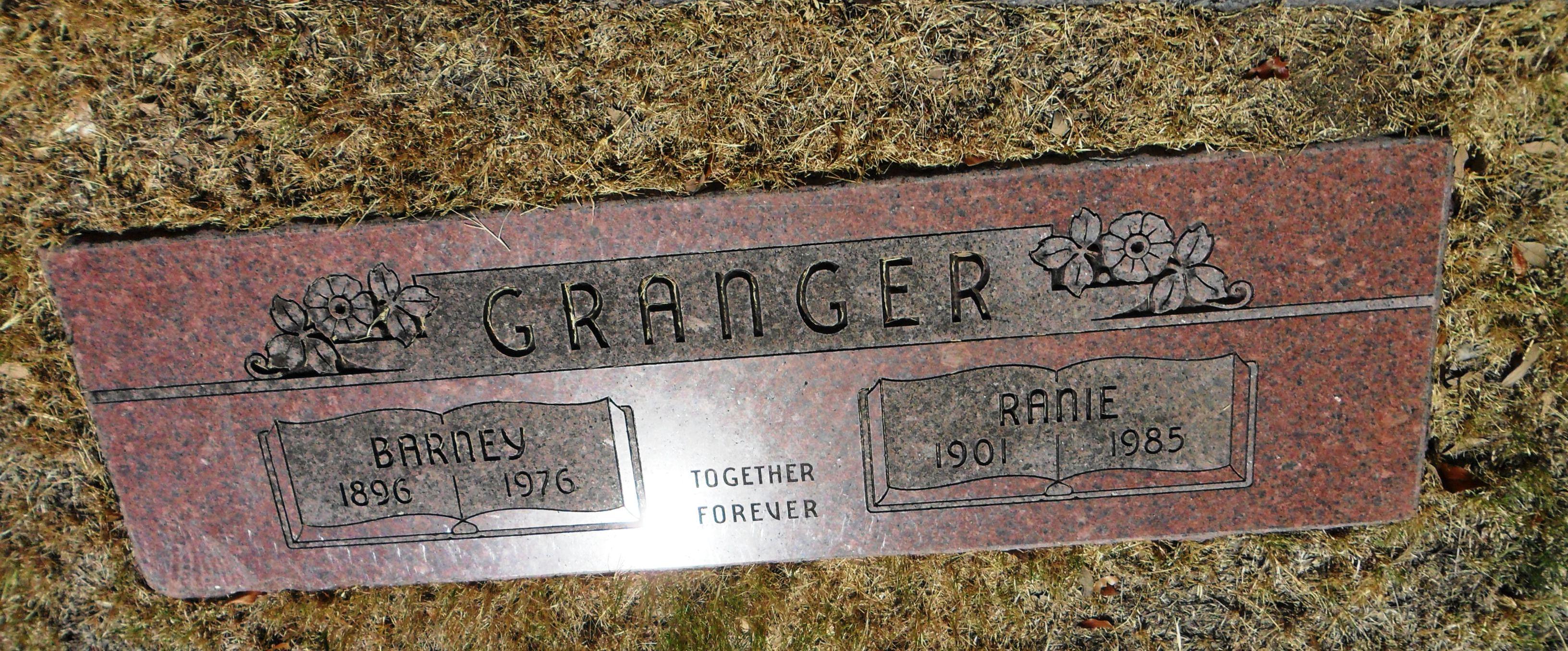 Luranie Ranie Granger