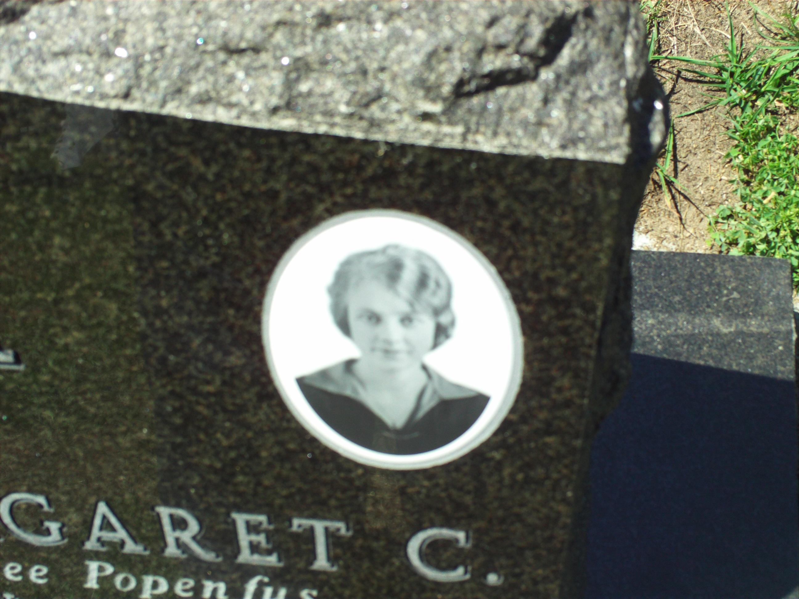 Margaret C. <i>Popenfus</i> Anglim