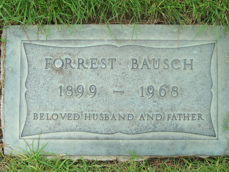 Forrest Ray Bausch