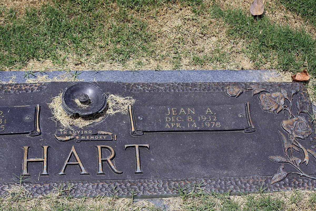 Jean <i>Adams</i> Hart