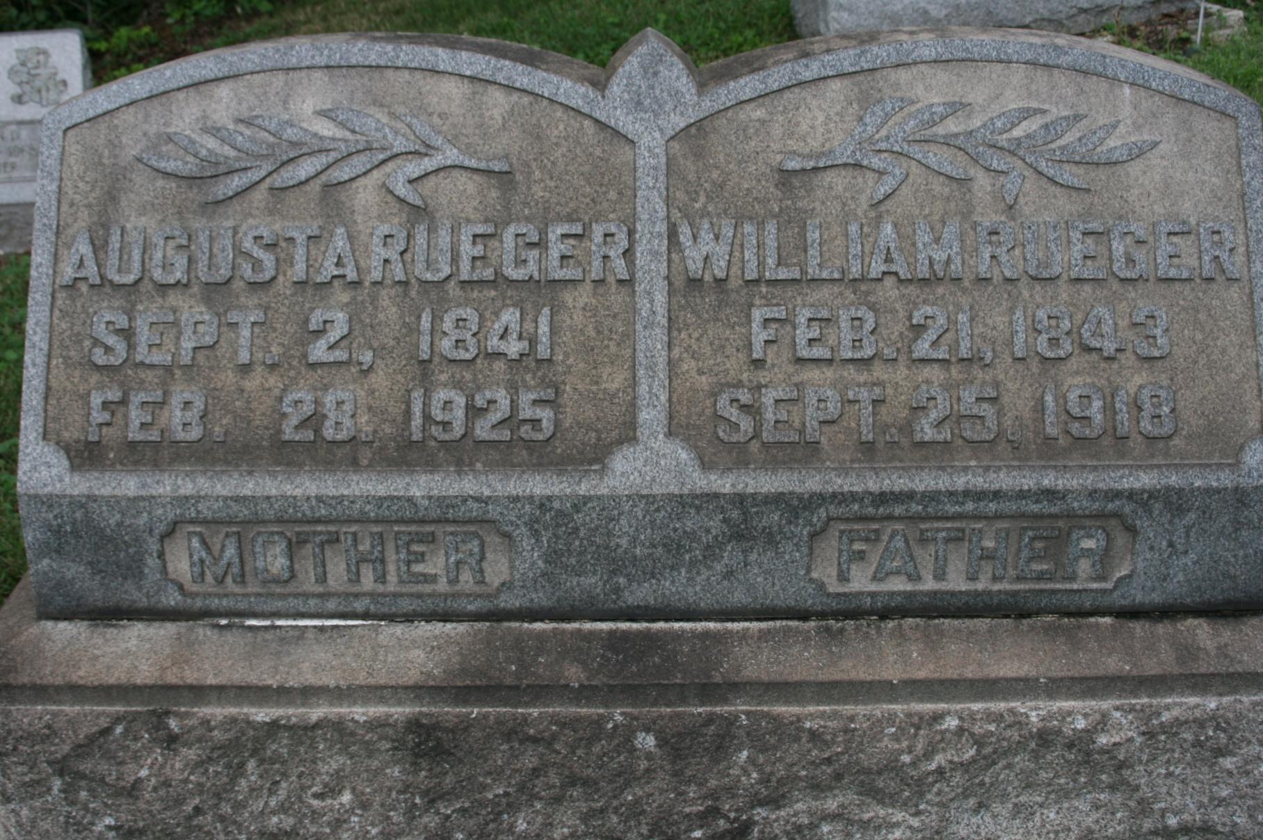 William Rueger
