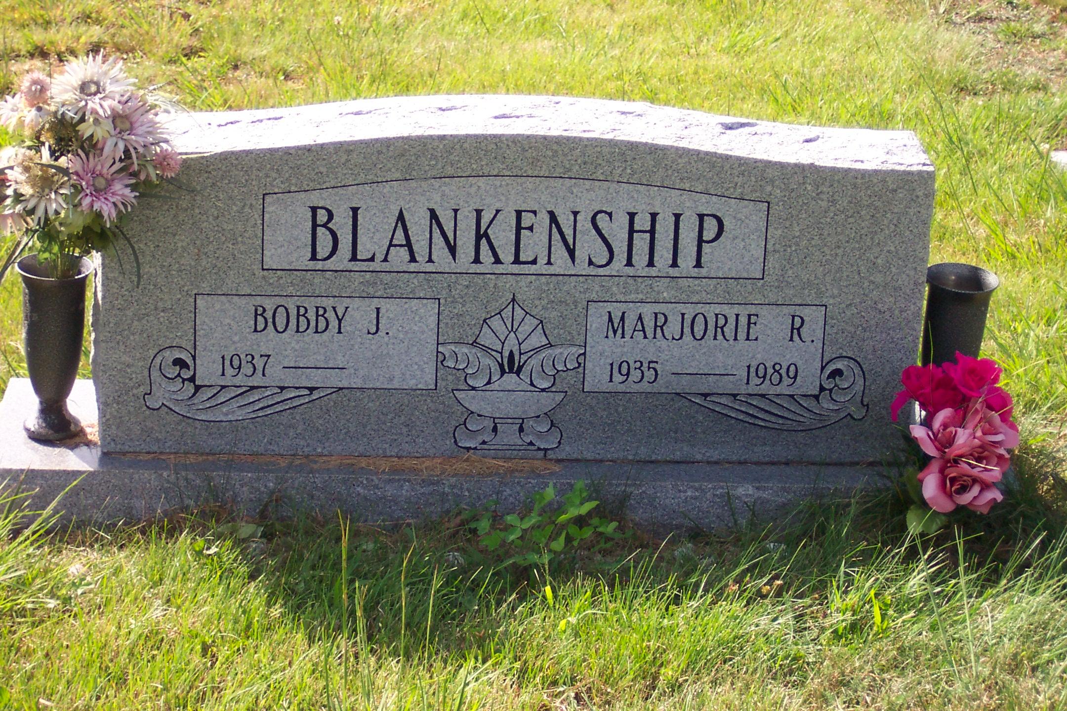 Marjorie R. Blankenship
