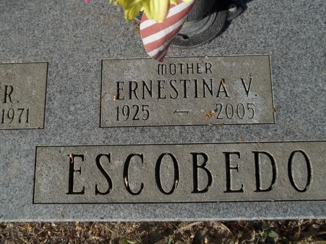 Ernestina V. Escobedo