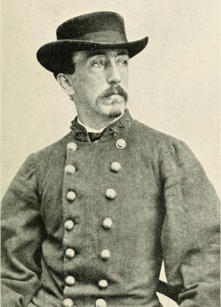 Col Francis Kinloch Frank Huger