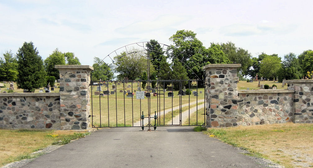 Hilly Grove Cemetery