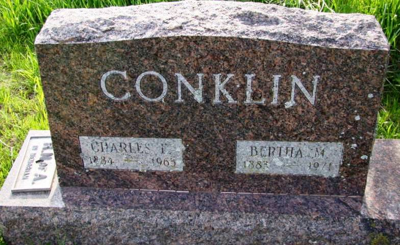 Charles Edward Eddie Conklin