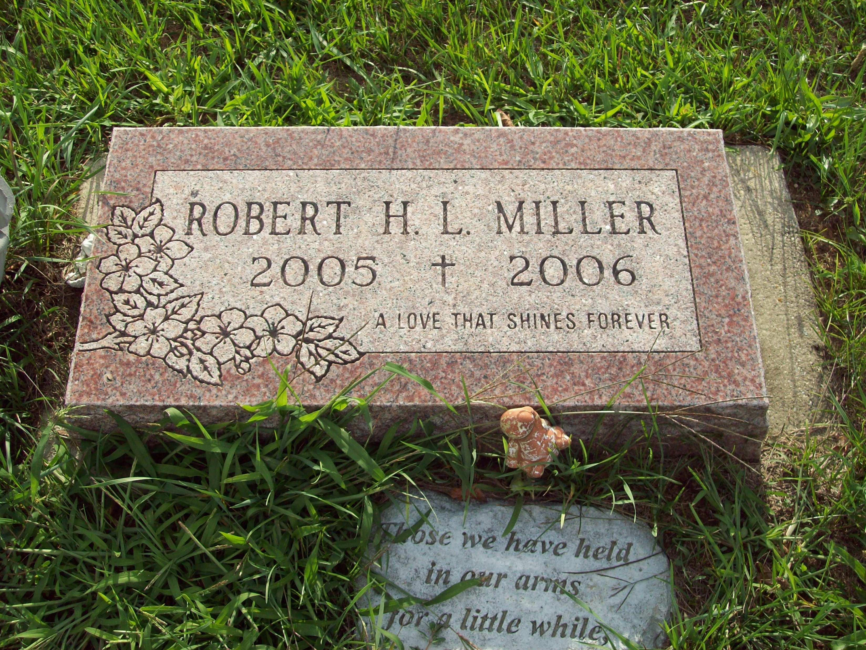 Robert Henry Lawrence Miller