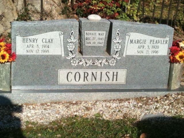 Bonnie May Cornish