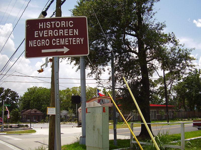 Evergreen Negro Cemetery