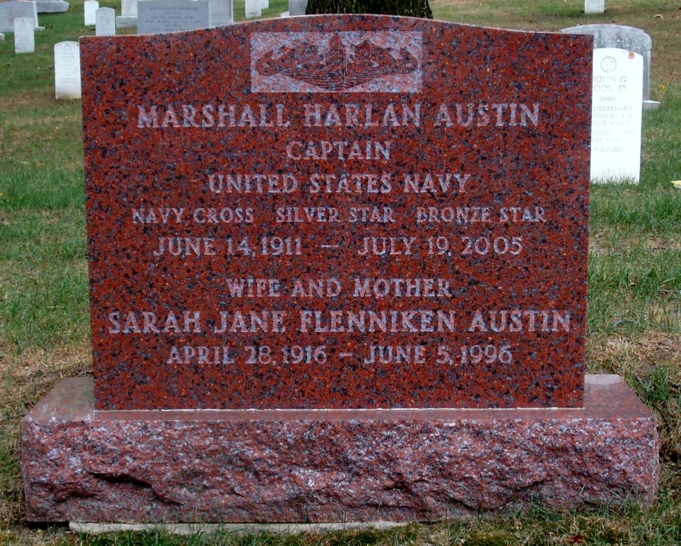 Marshall Harlan Austin