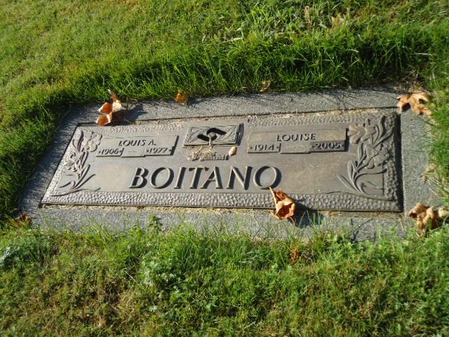 Louise Rose <i>Serra</i> Boitano