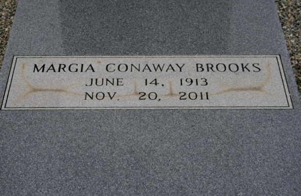 Margia <i>Conaway</i> Brooks