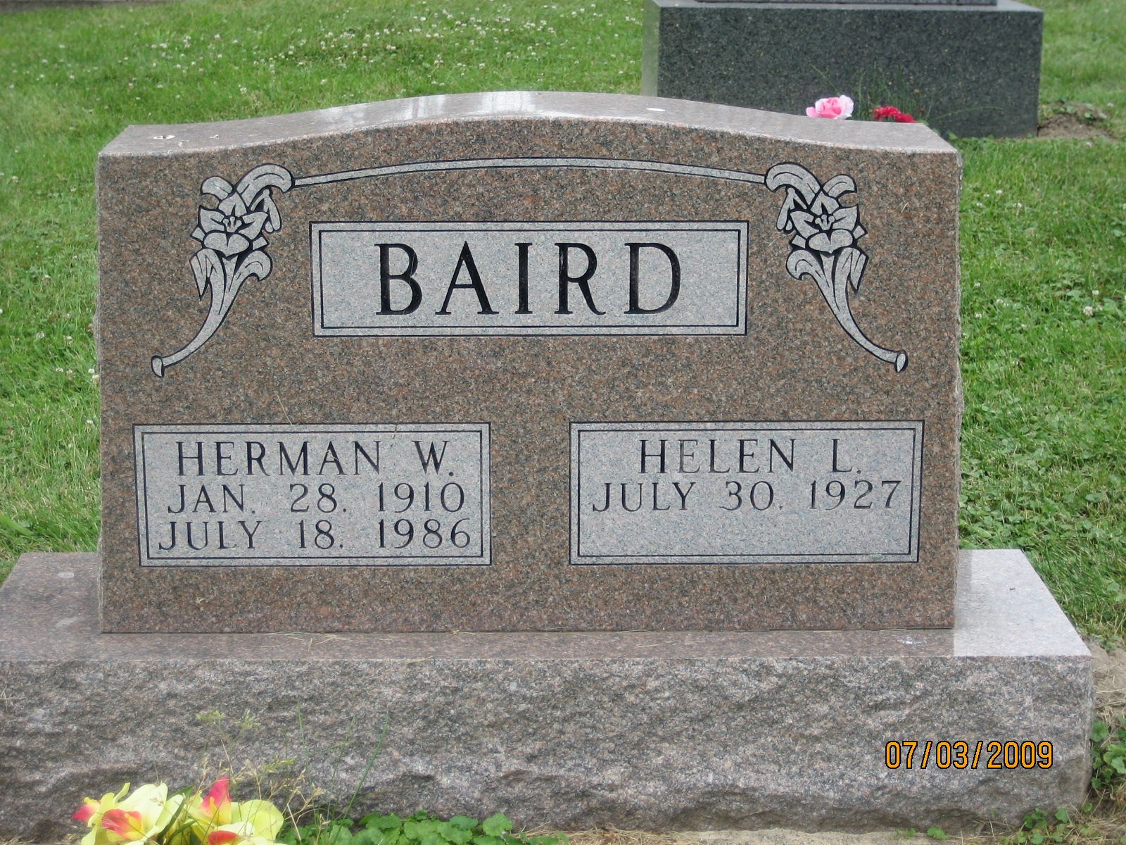 Herman W Baird