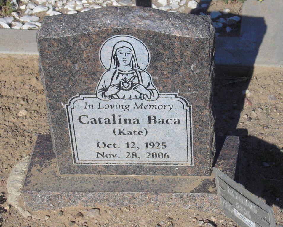 Catalina Baca