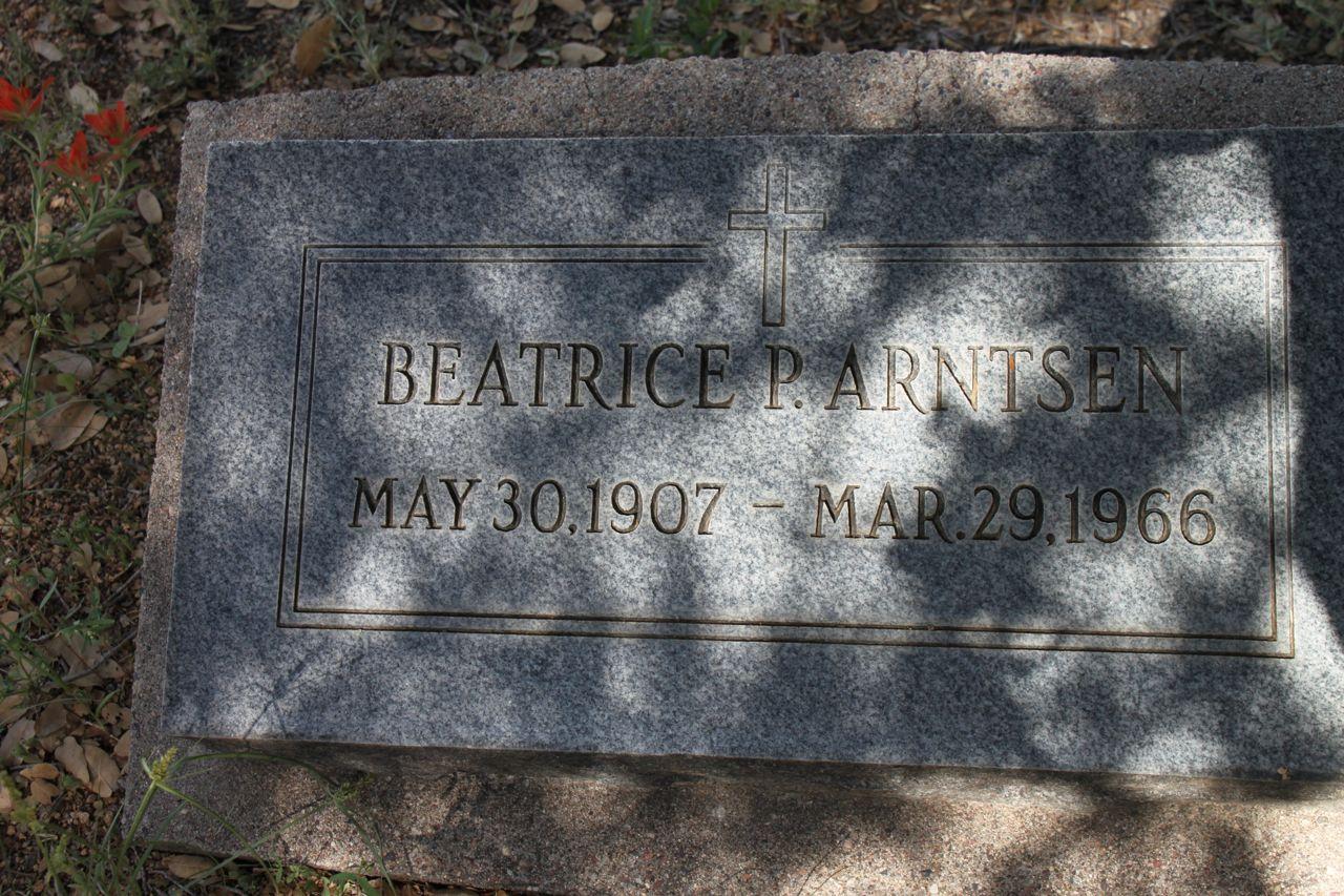 Beatrice P. Arntsen