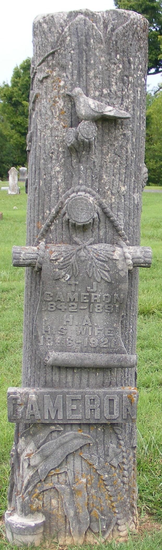 Henri Asa <i>Marble</i> Cameron